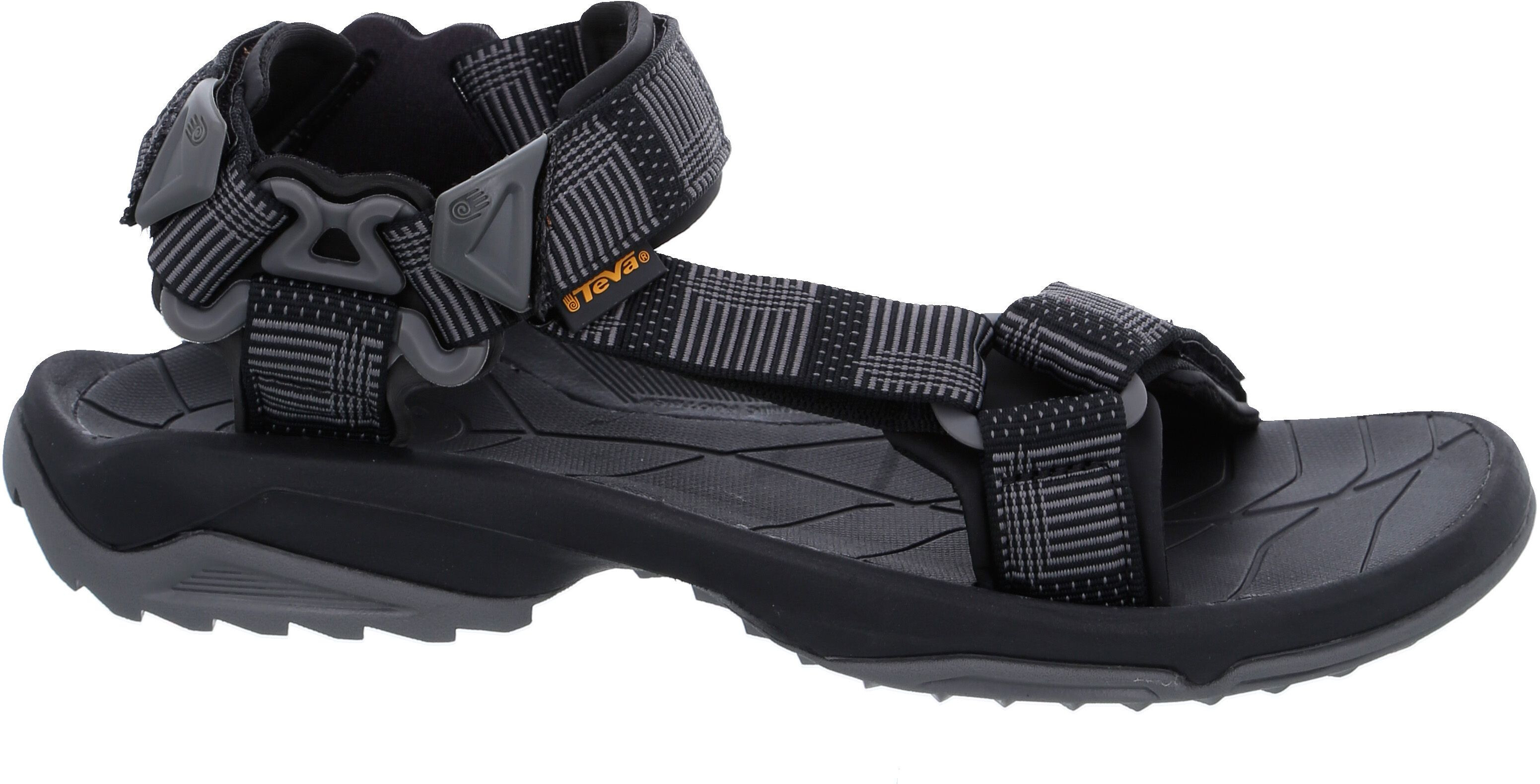 604901c7dfe8b0 Teva Terra Fi Lite Sandals Men grey black at Addnature.co.uk